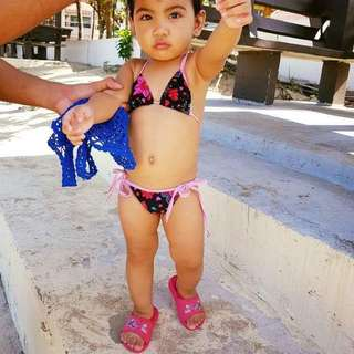 Baby Swimsuit Speedo authentic Swimwear kids toddlers summer bathing suit