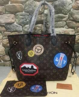 LV Bag Auth Q
