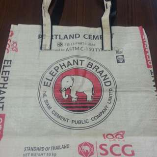 Large Creative Eco Bag.