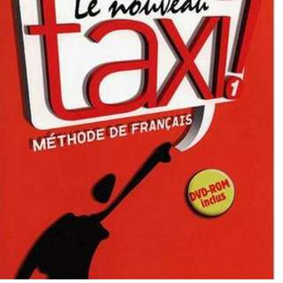 Le nouveau taxi 1 !: Cahier d'exercices