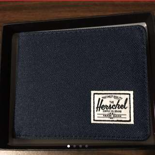 Herschel Wallet (Blue)