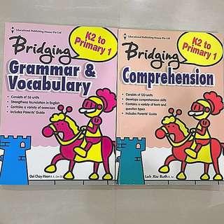 EPH Comprehension, Grammar & Vocabulary K2 to P1
