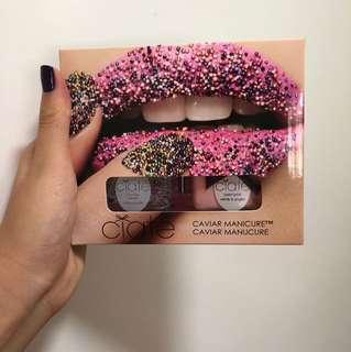 BN Ciate caviar nail polish set manicure