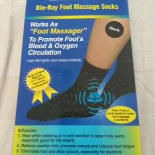 Ebene Bio Ray Foot Massage Socks