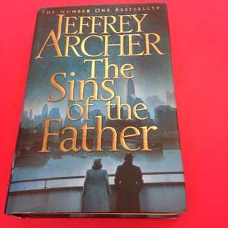 Jeffrey archer - the sins of the Father (bestseller)