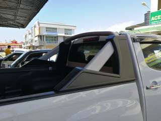 Original Isuzu Dmax Sport Bar/Roll Bar