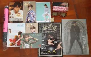 Show Lo 罗志祥 albums, merchandise and SFC items
