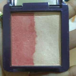 Oriflame blush-on n Highlighter