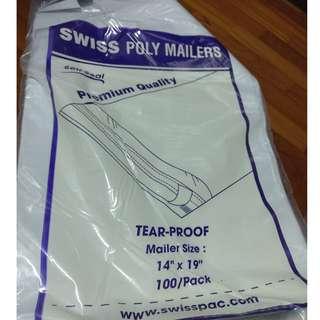 Poly Mailer bag 100pc