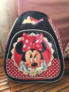 mickey mouse toddler bag