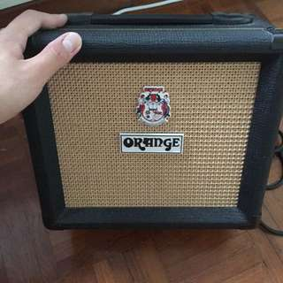 Orange Crush 12  Electric Guitar Amplifier