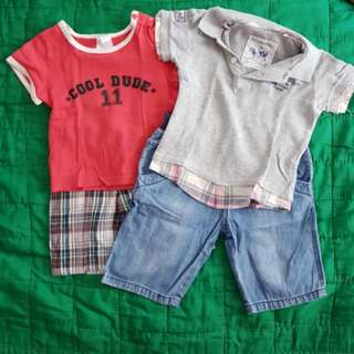 #kids shirt and jeans