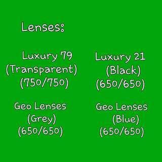 Luxury Lens