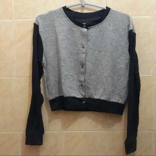 CROP JACKET OUTER