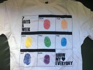 羅志祥Fans Club Tshirt
