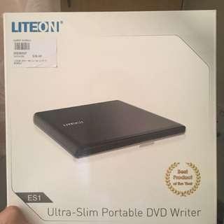 Liteon portable dvd writer