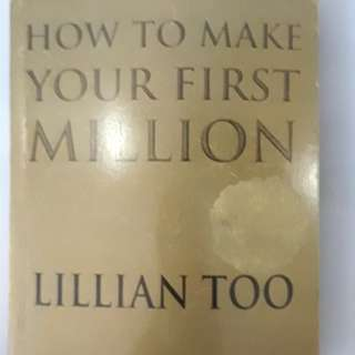 Lillian Too Feng Shui book