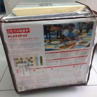 Skiphop Playspot Playmat Foam Tiles