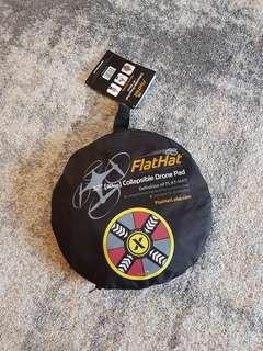 Flathead 80cm Collapsible drone pad for DJI mavic or phantom