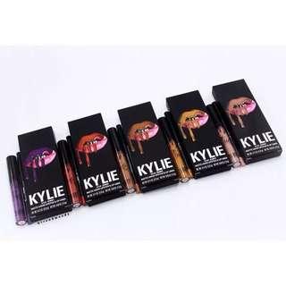 Kylie Lipstick // Black Box