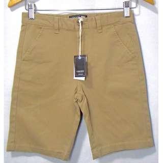 Bermuda Cotton Shorts (Cherokee USA - SAND)