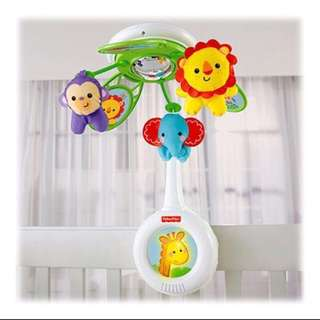 Fisher Price Musical Hanging Mobile