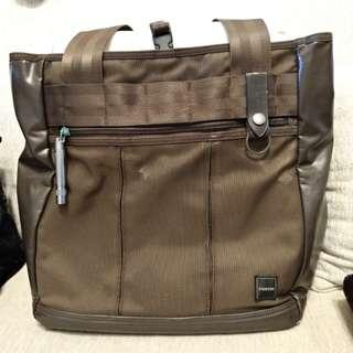 Porter包 超耐用 行李袋 提袋 外出包   高35寬30底部厚度18cm