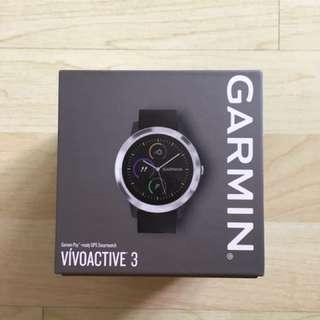 Brand new Garmin Vivoactive 3