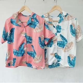 Ready stock - flower top