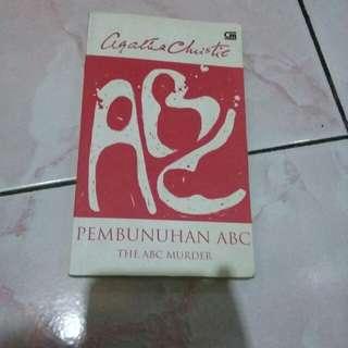 Novel Agatha Christie 'Pembunuhan ABC'