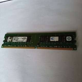 Kingston DR2 1GB RAM