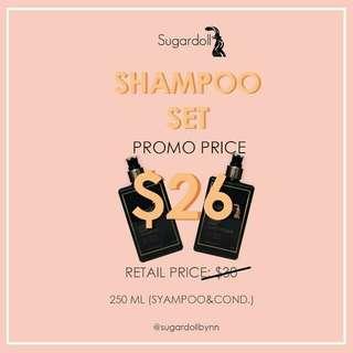 Sugardoll Shampoo Set ( While stock last)