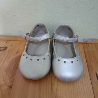 Rustanette rustans silver shoes