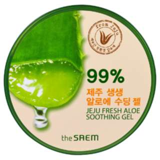 The Saem Jeju Fresh Shooting Gel Aloe Vera 300ml ORIGINAL