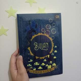 "Novel ""bulan"" tere liye #umntv2018"