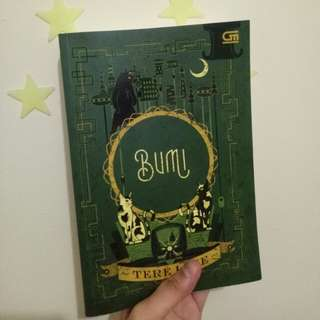 "Novel ""bumi"" tere liye #umntv2018"