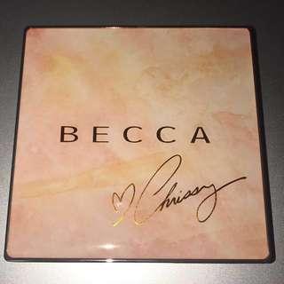 Becca x Chrissy teigen glow palette RTP$69
