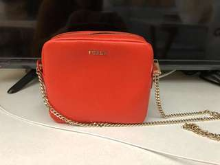 Furla Crossbody Pouch & Cosmetic Bag