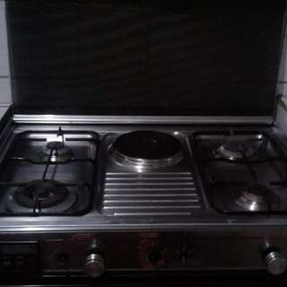 Technogas Gas Range
