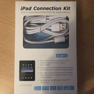 iPad Connection Kit(non lighting)