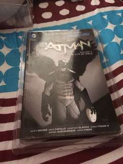 Batman New 52 Vol 2 - The City of Owls