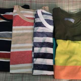 Stripe T-shirts for Sale