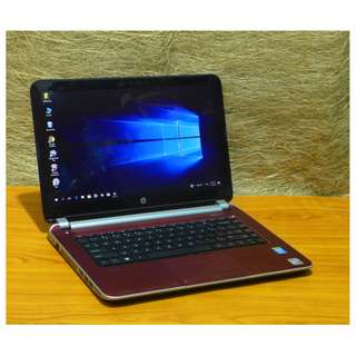 HP 14-N214TX Notebook Corei5 Nvidia Gt740M 14.1inch Laptop