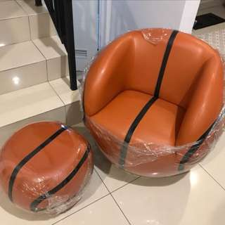 Basketball Comfort Chair