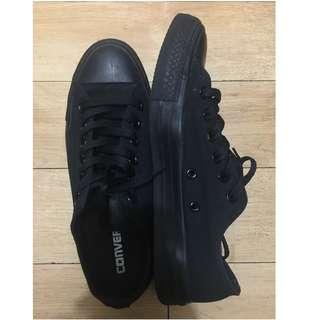 Converse Chuck Taylor all black