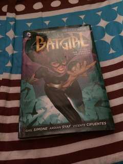 Batgirl New 52 Vol 1 - The Darkest Reflection