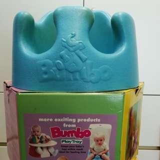 Bumbo seat (Blue)