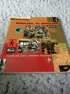 Shoulder to Shoulder Our National Service Journal