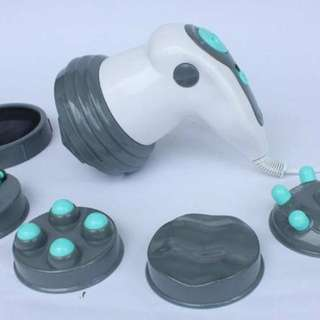 Expression slimming massager - 4 in 1 Anti Cellulite massager