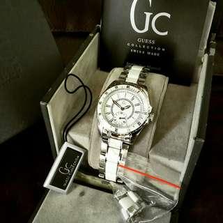 Luxury Gc Ladies Chic Ceramic 29005L1